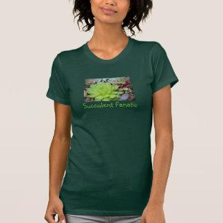 水気が多く熱狂的な女性のTシャツ Tシャツ