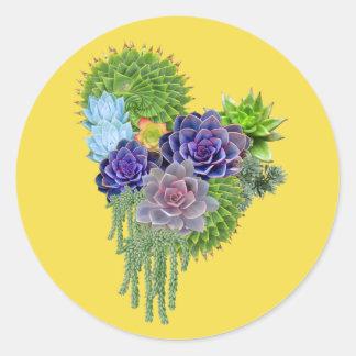 水気が多結婚式花束 ラウンドシール