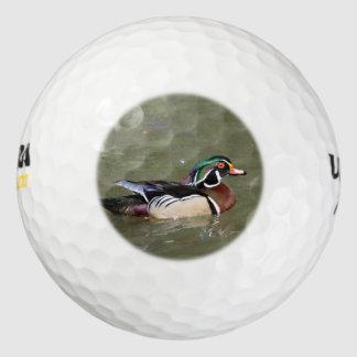 水泳のアヒルのゴルフ・ボール ゴルフボール