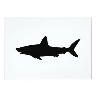 水泳の鮫 カード