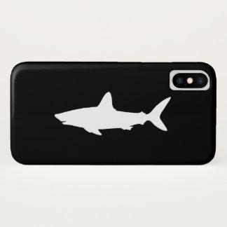 水泳の鮫 iPhone X ケース