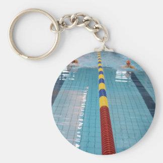 水泳 キーホルダー