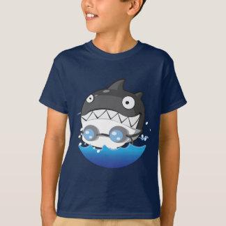 水泳 Tシャツ
