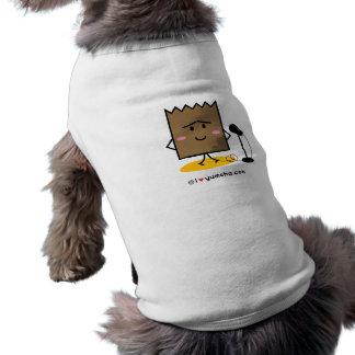 水浸しの昼食のバッグペット衣類 ペット服
