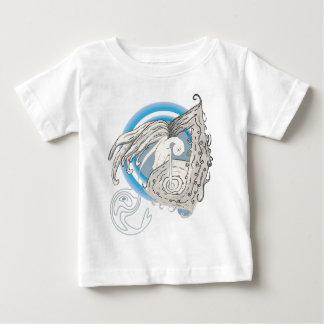 水源 ベビーTシャツ