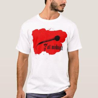 水溜のマイクロフォン Tシャツ