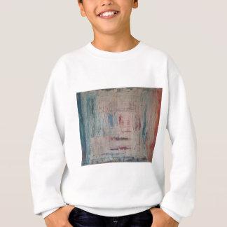 水漆喰を塗られる スウェットシャツ