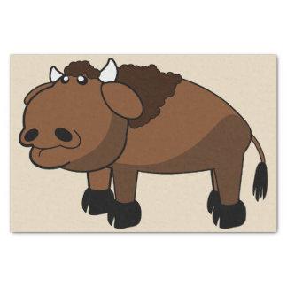 水牛の漫画のティッシュペーパー 薄葉紙