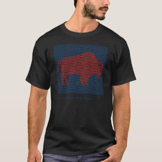 水牛ニューヨーク Tシャツ