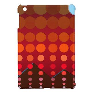 水玉模様の狂気-月光の青銅 iPad MINIケース