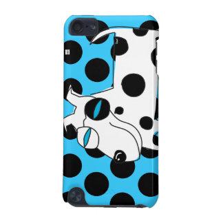 水玉模様犬のipod touch Speckの場合 iPod Touch 5G ケース