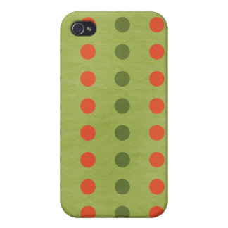水玉模様I iPhone 4/4S CASE
