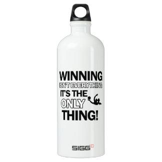水球のデザイン ウォーターボトル