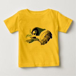 水球の人 ベビーTシャツ