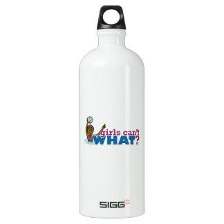 水球の女性 ウォーターボトル