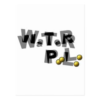 水球の汚点 ポストカード