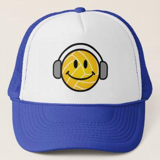 水球の球のトラック運転手の帽子 キャップ