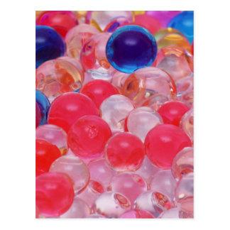 水球の質 ポストカード