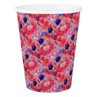 水球の質 紙コップ