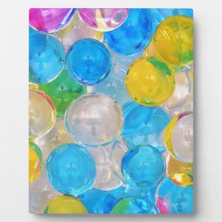 水球 フォトプラーク