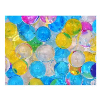 水球 ポストカード