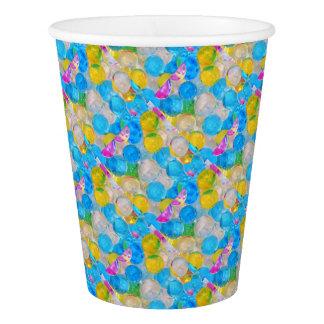 水球 紙コップ