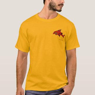 水生生命44 Tシャツ