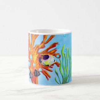 水生生命 コーヒーマグカップ