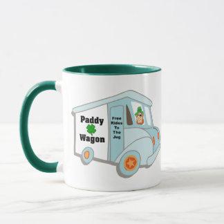 水田ワゴンアイルランド人のギフト マグカップ
