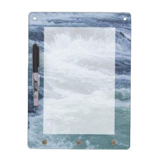 水質感 ホワイトボード