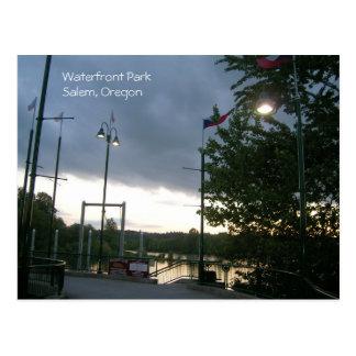 水辺地帯公園 ポストカード