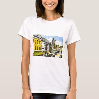 水通りおよび郵便局、オーガスタ、メイン Tシャツ