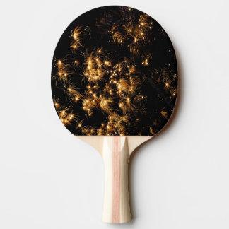 水酸化カリウム溶液のSamuiの新年の花火 卓球ラケット
