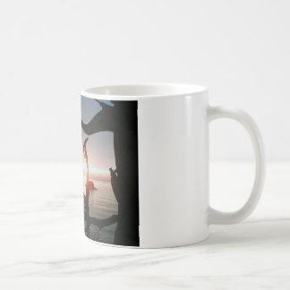 水酸化カリウム溶液タオ-タイ コーヒーマグカップ