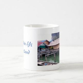 水酸化カリウム溶液鍋イ コーヒーマグカップ