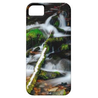 水霧深い流れ iPhone SE/5/5s ケース