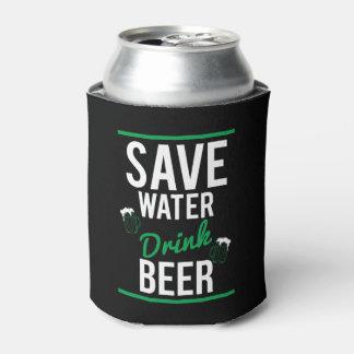 水飲み物ビールを救って下さい 缶クーラー