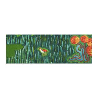 水2011年の調査 キャンバスプリント