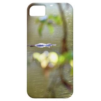 水EUNGELLAオーストラリアのPLARYPUS iPhone SE/5/5s ケース