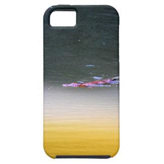 水EUNGELLAオーストラリアのPLATYPUS iPhone SE/5/5s ケース