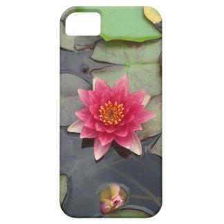 水Lilly iPhone SE/5/5s ケース
