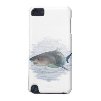 水Speckの場合の鮫 iPod Touch 5G ケース