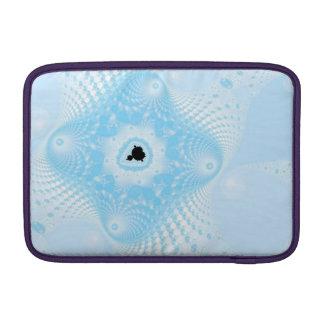 氷った水 MacBook スリーブ
