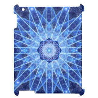 氷のはす曼荼羅 iPadケース