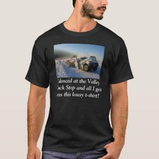 氷のトラック、私は谷のドライブインで…踊りました Tシャツ