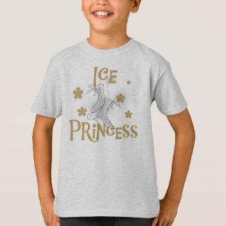氷のプリンセスのTシャツおよびギフト Tシャツ