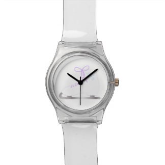 氷のプリンセス 腕時計
