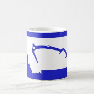 氷の上昇モンタナ コーヒーマグカップ