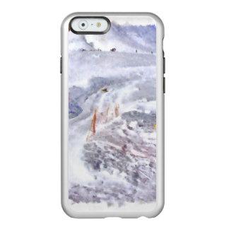 氷の乗車を取るためのトラック INCIPIO FEATHER SHINE iPhone 6ケース