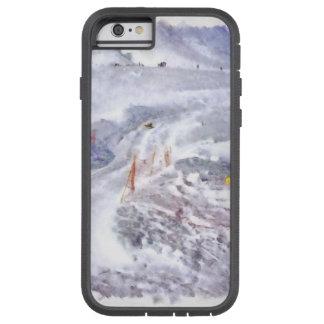 氷の乗車を取るためのトラック TOUGH XTREME iPhone 6 ケース